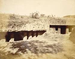 Buddhist or Jain Caves at Junagadh
